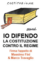Difendiamo la Costituzione